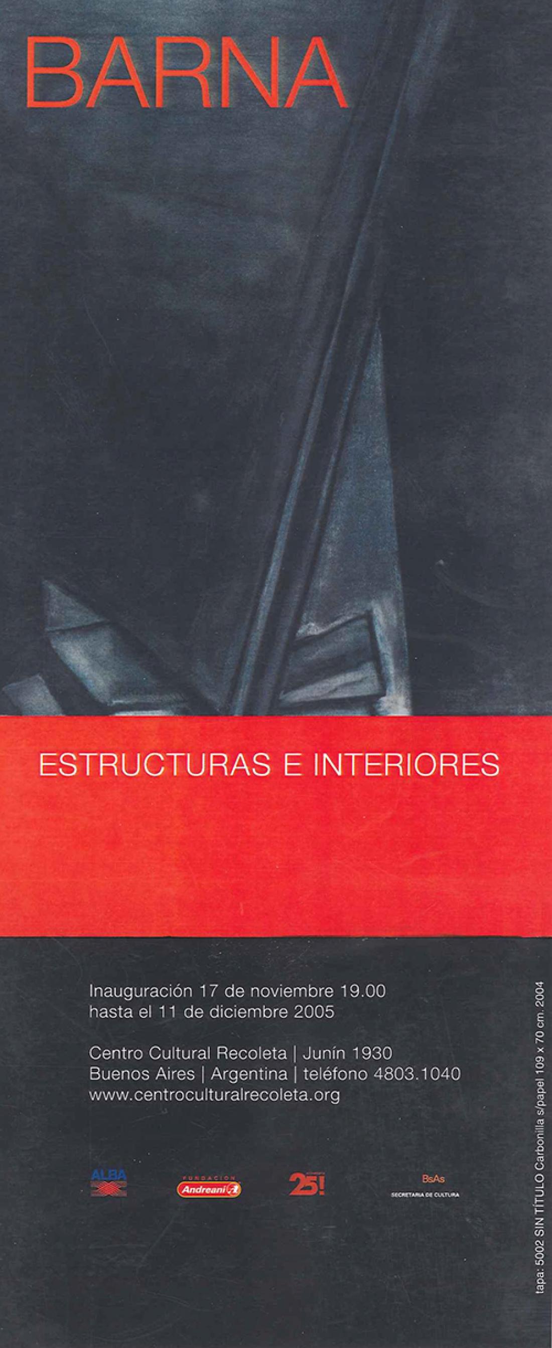 Estructuras e Interiores