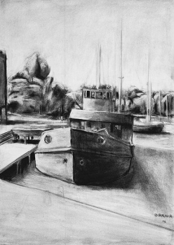 San Isidro harbour